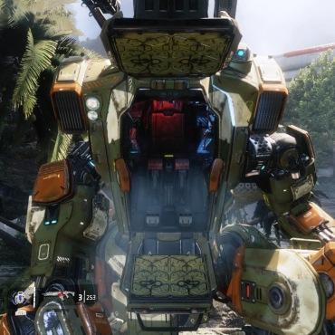 Titanfall 2: Embarking BeeTee.